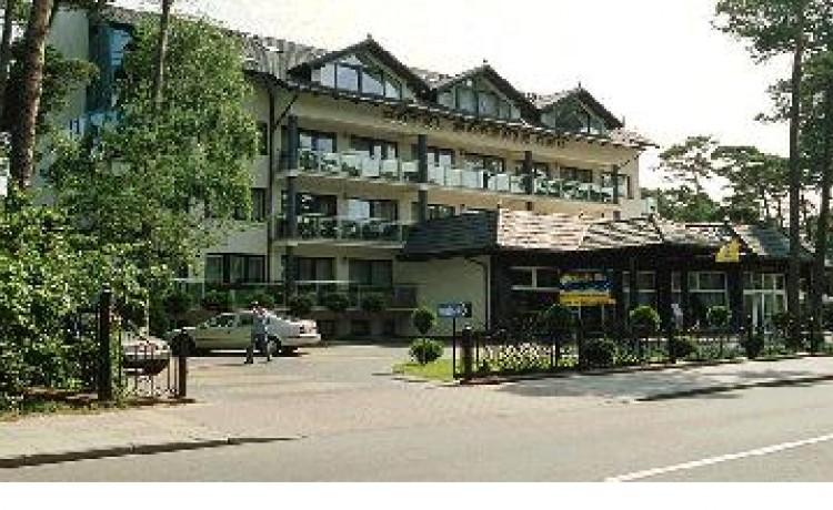 zdjęcie obiektu, Hotel Morskie-Oko, Jurata
