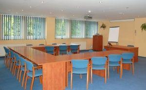 zdjęcie sali konferencyjnej, Ośrodek Rehabilitacyjno-Wypoczynkowy Muflon, Ustroń