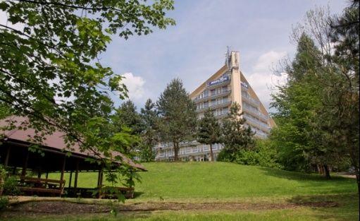 zdjęcie obiektu, Ośrodek Rehabilitacyjno-Wypoczynkowy Muflon, Ustroń