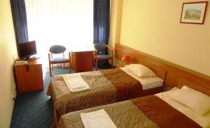 zdjęcie pokoju, Ośrodek Rehabilitacyjno-Wypoczynkowy Muflon, Ustroń