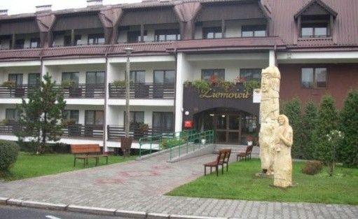 """zdjęcie obiektu, Hotel ** """"Ziemowit"""", Ustroń"""