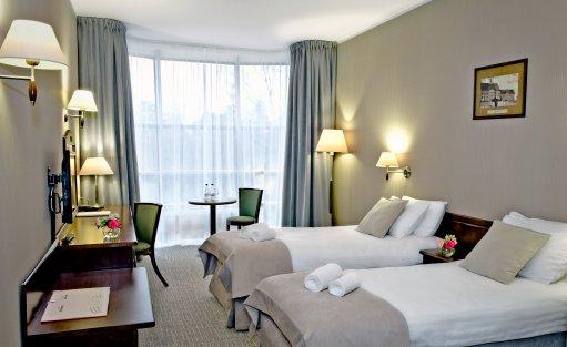 Hotel *** Hotel Olympic / 4