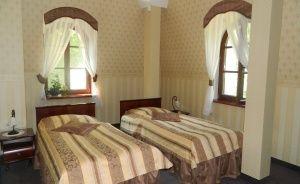 zdjęcie pokoju, PAŁAC BAGATELA, Ostrów Wlkp.