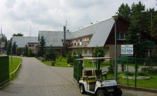 zdjęcie obiektu, Centrum Sportu i Rekreacji GEOVITA w Tleniu, Osie