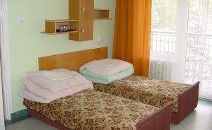 zdjęcie pokoju, Centrum Sportu i Rekreacji GEOVITA w Tleniu, Osie