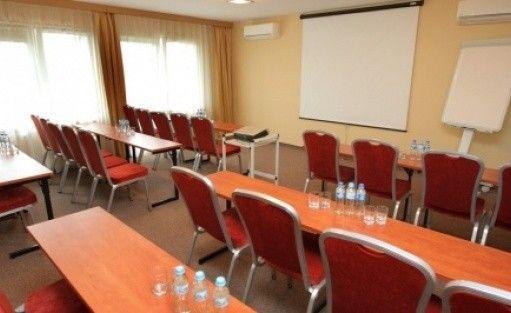 zdjęcie sali konferencyjnej, Hotel Ostaniec, Kroczyce