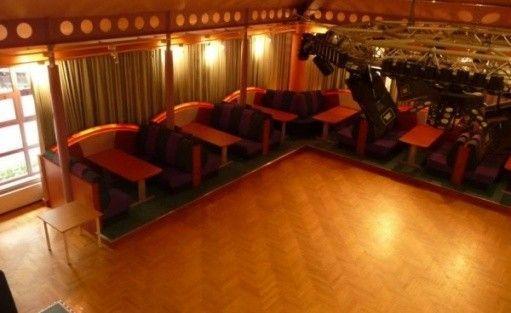zdjęcie sali konferencyjnej, Hotel Energetyk, Myczkowce