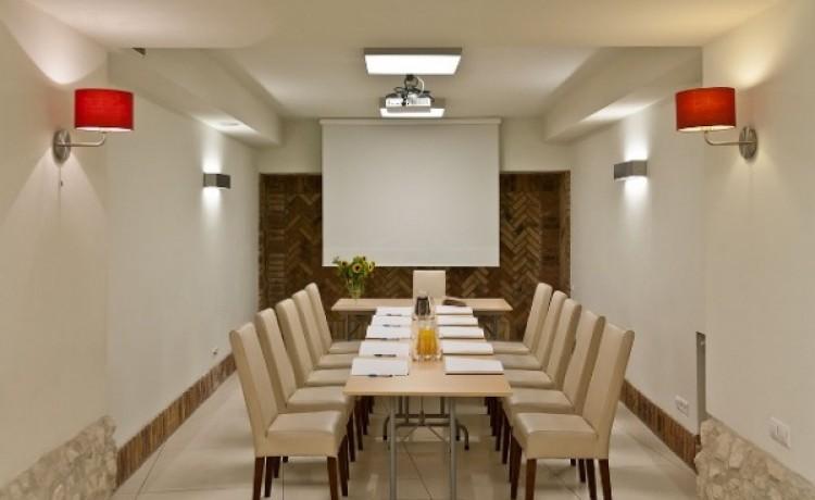 zdjęcie sali konferencyjnej, Hotel Kazimierz, Kraków