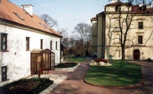 zdjęcie obiektu, Centrum Konferencyjne Willa Decjusza, Kraków