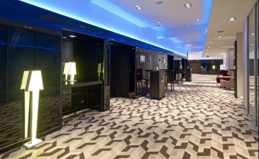 zdjęcie sali konferencyjnej, Novotel Warszawa Centrum, Warszawa