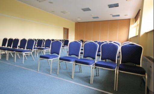 zdjęcie sali konferencyjnej, Hotel Dal, Gdańsk