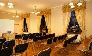 Pałac w Leźnie Centrum szkoleniowo-konferencyjne / 2