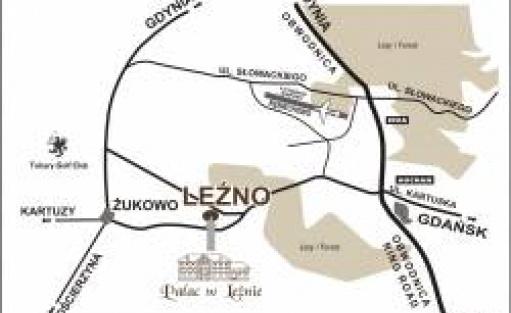 Ośrodek szkoleniowo- wypoczynkowy Pałac w Leźnie / 5
