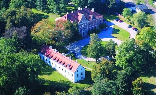 Centrum konferencyjne Pałac w Leźnie
