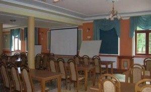 zdjęcie sali konferencyjnej, Perła Mazur, Ełk