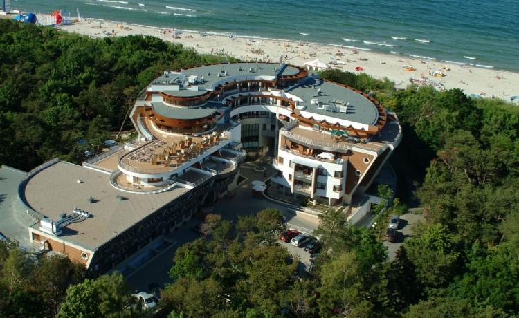 Hotel **** ****Hotel Dom Zdrojowy Resort & SPA / 3