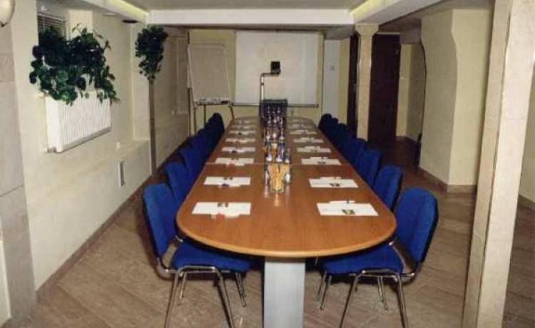 zdjęcie sali konferencyjnej, Hotel Żuławy, Elbląg