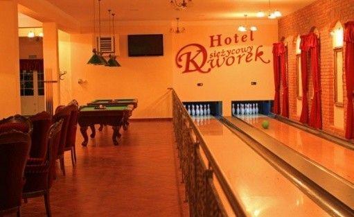 zdjęcie sali konferencyjnej, Hotel Księżycowy Dworek, Kętrzyn