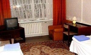 """zdjęcie pokoju, Hotel """"Turkus"""", Białystok"""