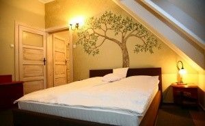 zdjęcie pokoju, Villa Pallas, Olsztyn