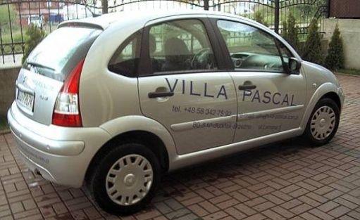 zdjęcie usługi dodatkowej, Villa Pascal, Gdańsk
