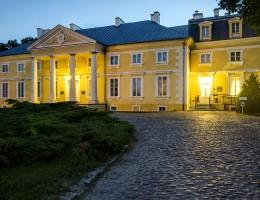 Pałac w Racocie Ośrodek Szkoleniowo-Rekreacyjny