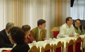 zdjęcie sali konferencyjnej, Zdrowotel Łeba, Łeba