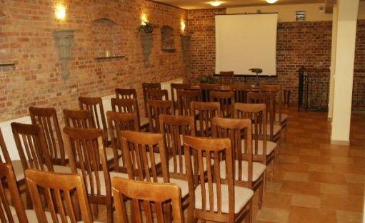 zdjęcie sali konferencyjnej, Hotel Młyn***, Elbląg