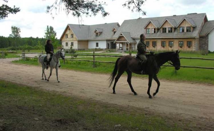 zdjęcie obiektu, Zagroda Kuwasy, Rajgród