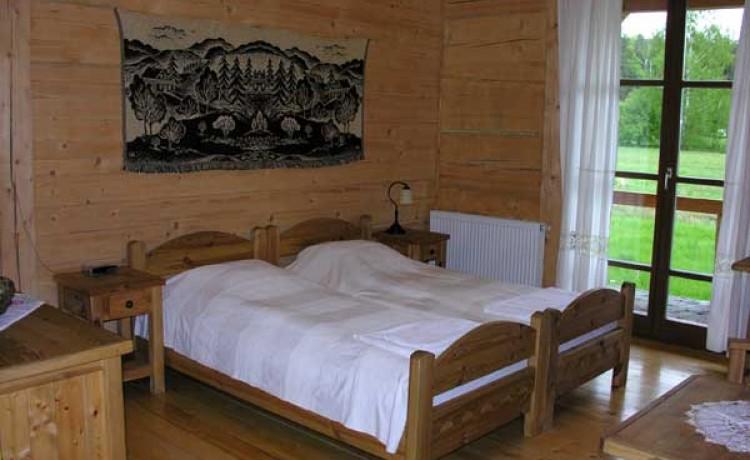 zdjęcie pokoju, Zagroda Kuwasy, Rajgród