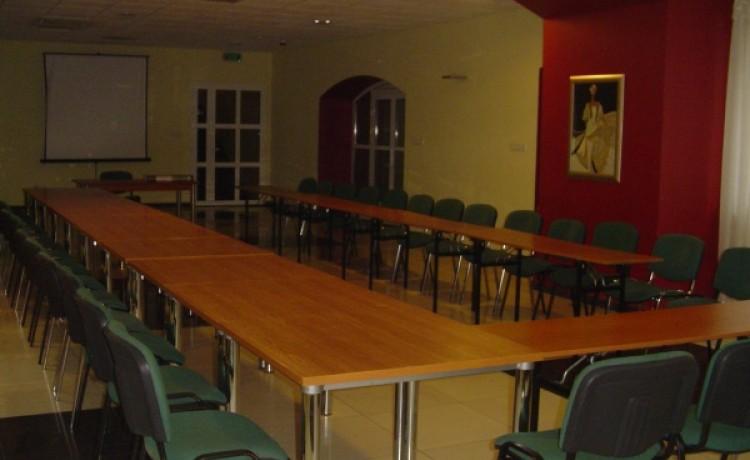 zdjęcie sali konferencyjnej, Hotel Wityng***, Ślesin