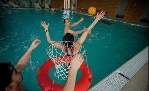 Koszykówka wodna