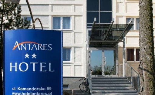 zdjęcie obiektu, Hotel Antares, Gdynia