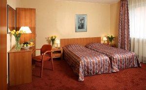 zdjęcie pokoju, Hotel Antares, Gdynia