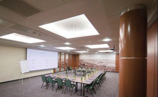 zdjęcie sali konferencyjnej, Hotel Nadmorski w Gdyni, Gdynia