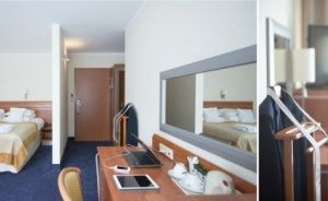 zdjęcie pokoju, Hotel Nadmorski w Gdyni, Gdynia