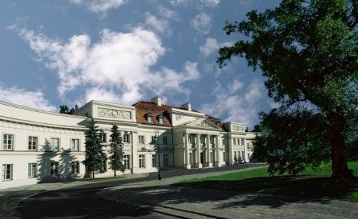 zdjęcie obiektu, Pałac Prymasowski, Warszawa