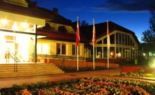 zdjęcie obiektu, Ośrodek Sportowo-Wypoczynkowy HOTEL POSNANIA, Chrzypsko Wielkie