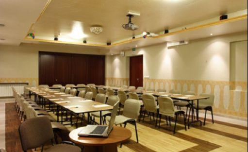 zdjęcie sali konferencyjnej, Hotel City SM, Kraków
