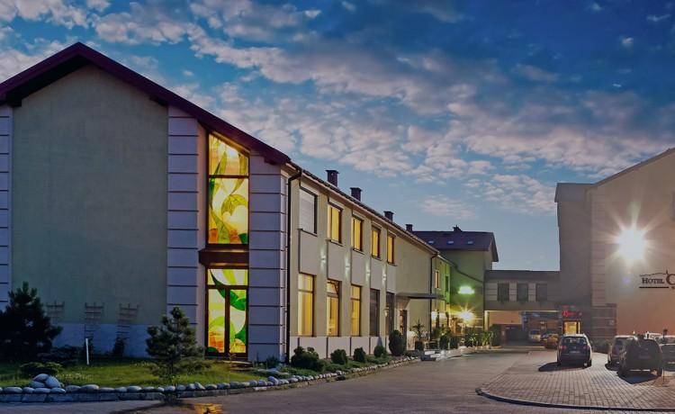 Hotel *** Hotel City SM Business & SPA / 0