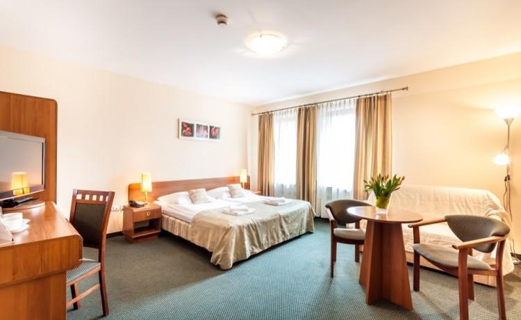 Hotel *** Hotel City SM Business & SPA / 5