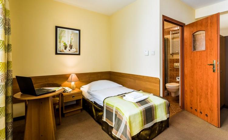 Hotel *** Hotel City SM Business & SPA / 4
