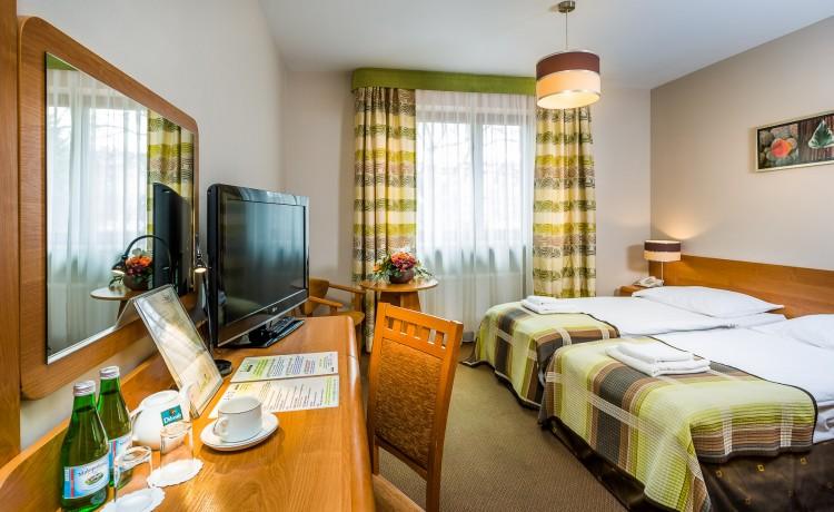 Hotel *** Hotel City SM Business & SPA / 1