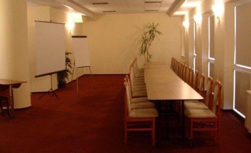 zdjęcie sali konferencyjnej, Hotel Kacperski, Łódź