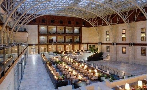 zdjęcie sali konferencyjnej, Hotel **** ARŁAMÓW, Arłamów