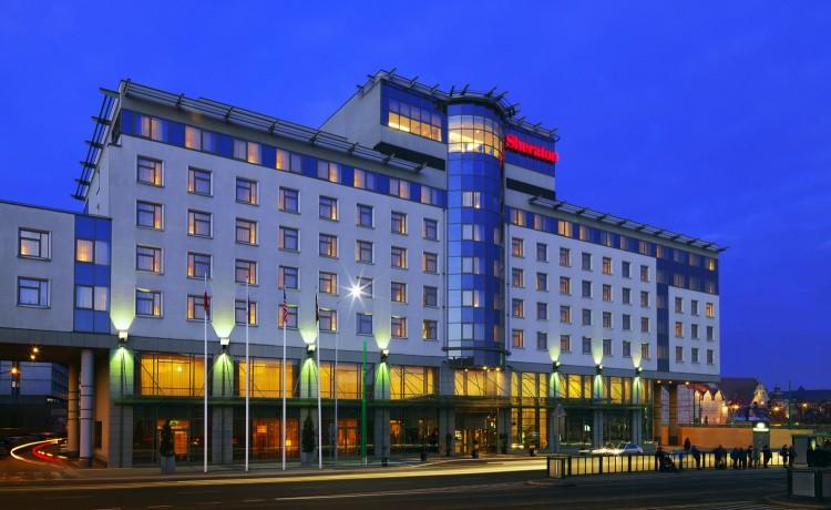 Hotel ***** Sheraton Poznan Hotel / 0