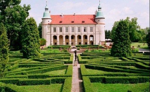 zdjęcie obiektu, Zamek w Baranowie Sandomierskim, Baranów Sandomierski