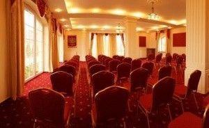 zdjęcie sali konferencyjnej, Hotel Mazurski Dworek, Mikołajki
