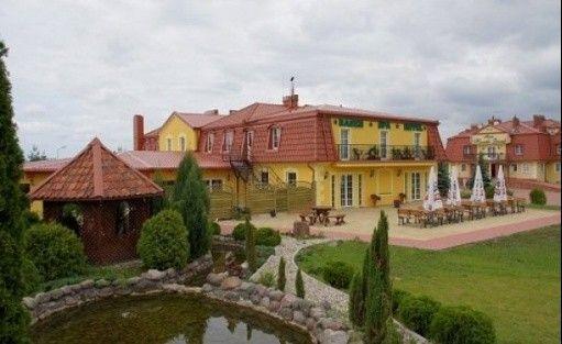 zdjęcie obiektu, Hotel Mazurski Dworek, Mikołajki