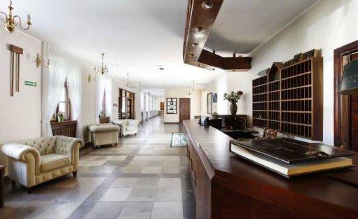 Hotel *** Kadyny Folwark Hotel & Spa / 2